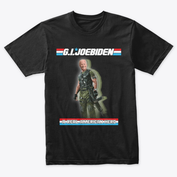 GI Joe Biden T-Shirt