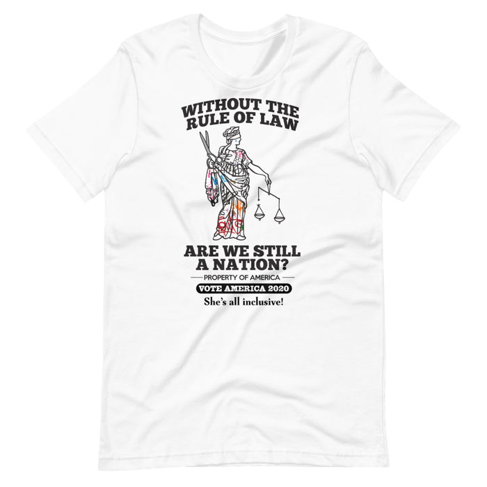 Law Abiding Nation Unisex T-Shirt