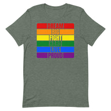 Load image into Gallery viewer, LGBQT Dream Unisex T-Shirt