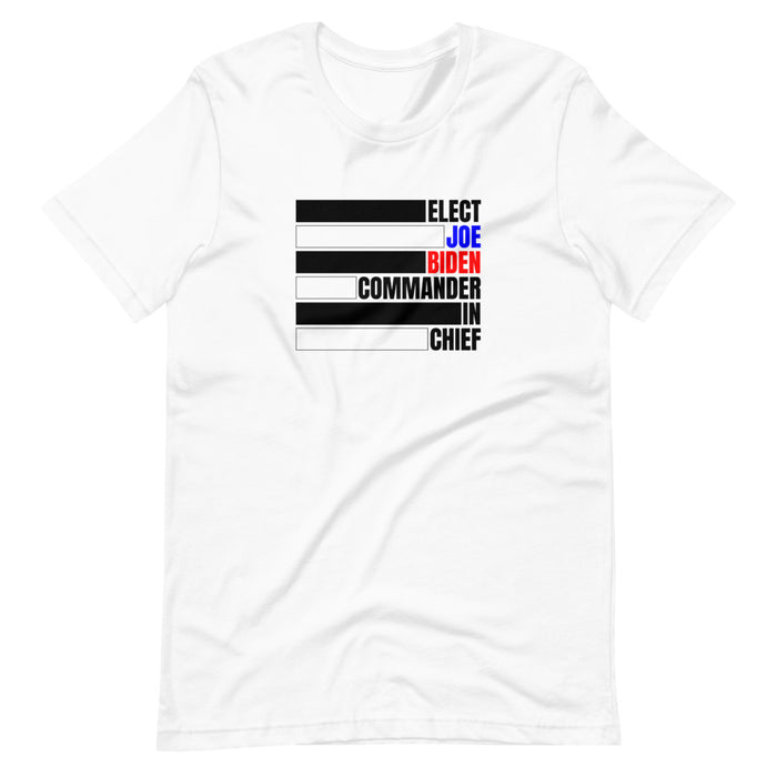Biden Commander In Chief Unisex T-Shirt
