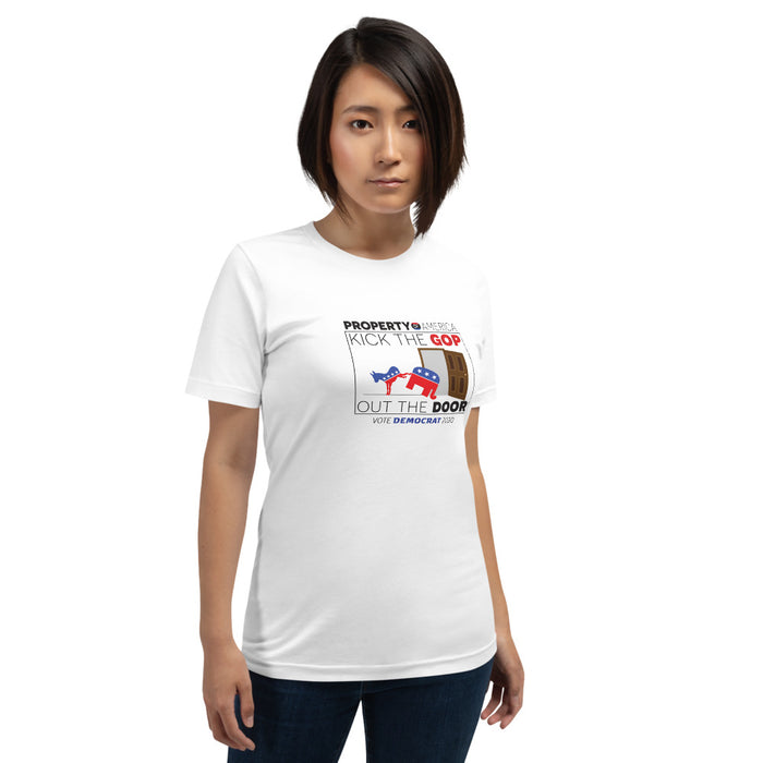 Kick The GOP Unisex T-Shirt