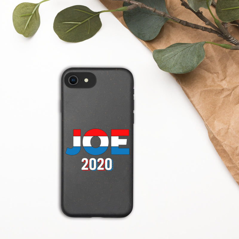 Joe 2020 Biodegradable iPhone case