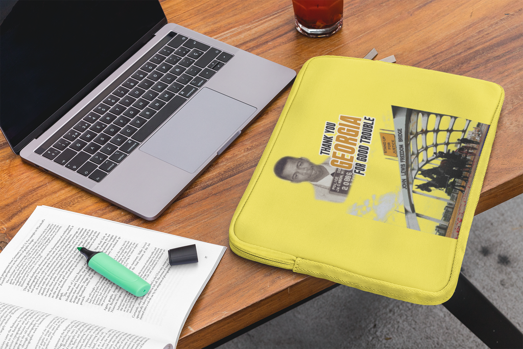 Stand Up For Justice Civil Rights Laptop Sleeves