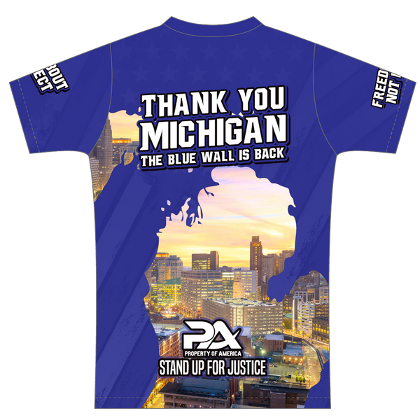 Thank you Michigan! Shirt