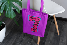 Load image into Gallery viewer, Stand Up For Justice Civil Rights Tote Bags