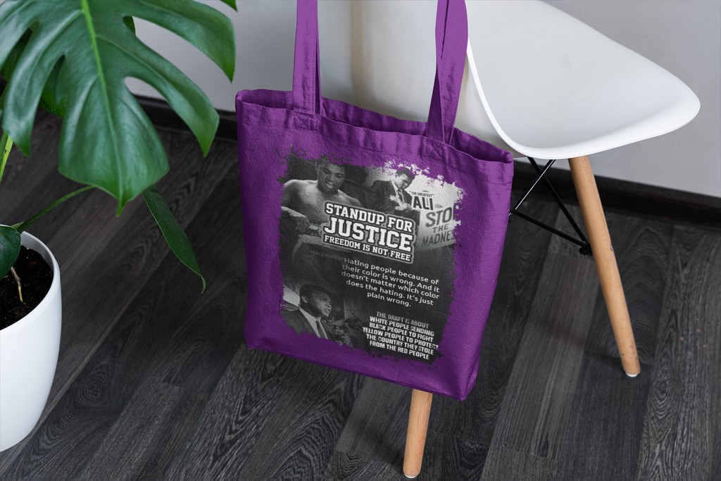Stand Up For Justice Civil Rights Tote Bags