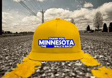 Load image into Gallery viewer, Thank you Minnesota! Hat