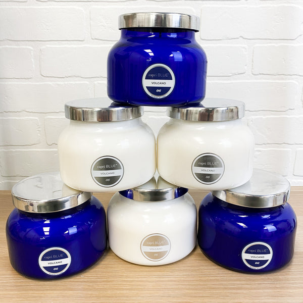 Capri Blue Candles Now Available at Lush!!