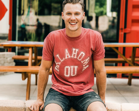 OU t-shirt from Lush Fashion Lounge women's boutique in Oklahoma City
