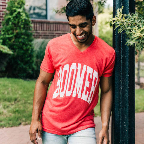 Boomer t-shirt from Lush Fashion Lounge women's boutique in Oklahoma City