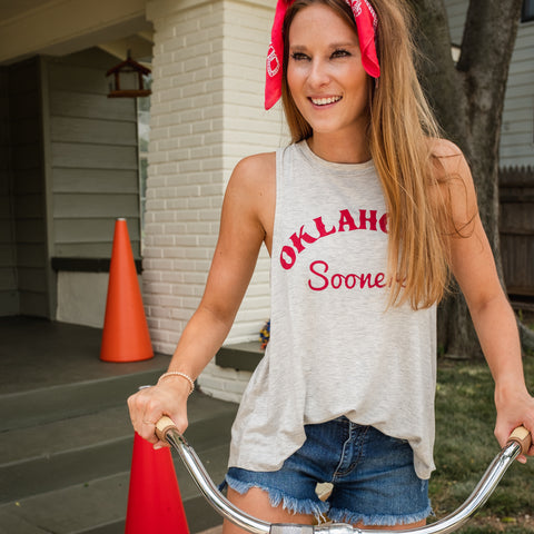 Cute University of Oklahoma Shirt