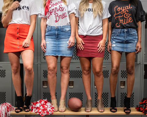 Fashionable OU and OSU Outfits