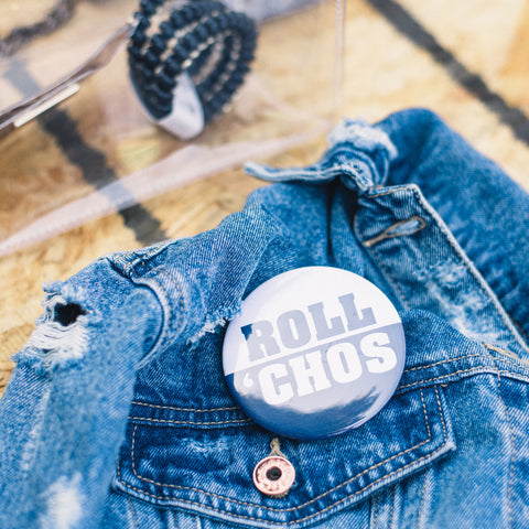 Lush Fashion Lounge Blog: Sneak Peek of Lush University 2019 | Roll Chos button, Oklahoma gameday buttons, Roll Chos apparel