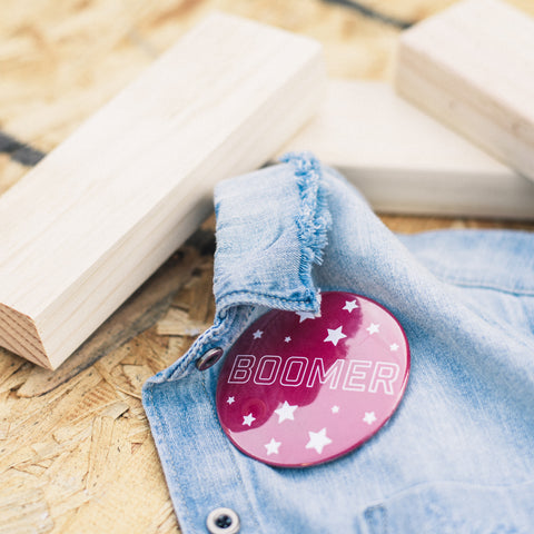 Lush Fashion Lounge Blog: Sneak Peek of Lush University 2019 | Boomer button, Oklahoma Boomers button, Oklahoma college buttons