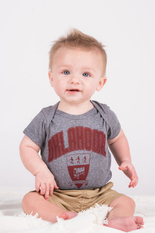 Lush Fashion Lounge Blog: Sneak Peek of Lush University 2019 | Oklahoma baby clothes, University of Oklahoma baby clothes, Oklahoma State baby clothes