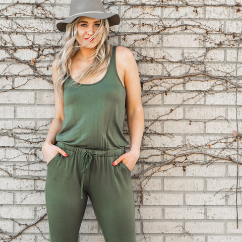 Lush Fashion Lounge Blog: Lucky by Lush 2020 | St Paddy's Day romper, green women's jumpsuit, cute women's jumpsuits, trendy rompers for women, trendy women's boutique