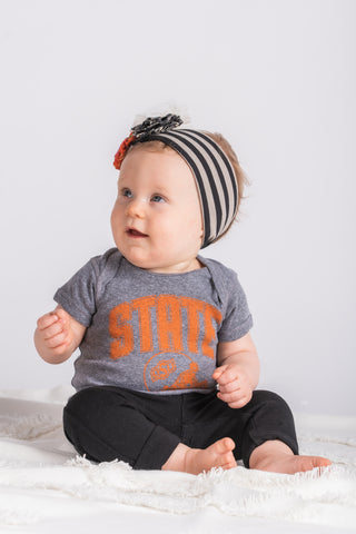 Lush Fashion Lounge Blog: Sneak Peek of Lush University 2019 | Oklahoma State baby apparel, Oklahoma State toddler clothing, cute Oklahoma State baby clothes