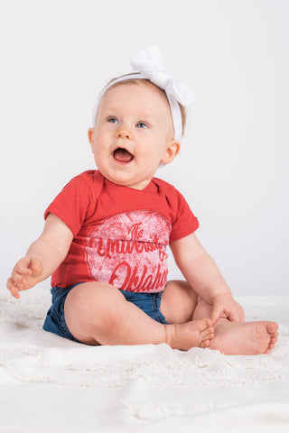 Lush Fashion Lounge Blog: Sneak Peek of Lush University 2019 | University of Oklahoma toddler clothes, Oklahoma gameday apparel for babies, Oklahoma baby apparel