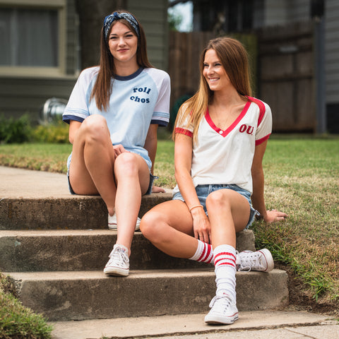 Trendy UCO and OU Apparel
