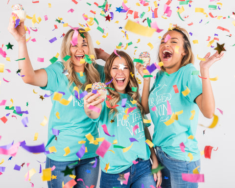 Lush Fashion Lounge Blog: Leisure by Lush 2019 | In for the Win t-shirt, In for the Win graphic tee, summer graphic tees, Spring Break graphic tees