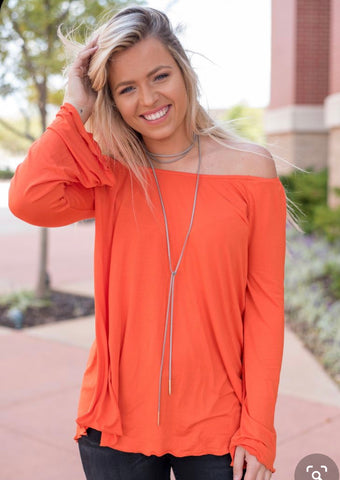 Piko off shoulder top, Piko top, Piko shirt, Piko 1988, Piko in Oklahoma, Lush Fashion Lounge boutique,