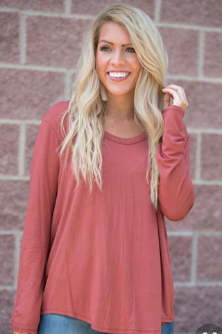 Piko long sleeve top, Piko top, Piko 1988, Piko tee, Piko shirt, Lush Fashion Lounge boutique,