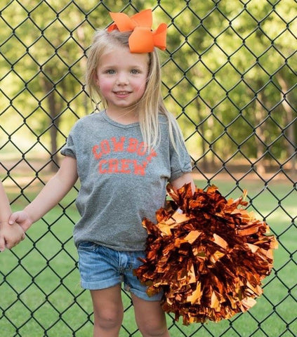 OSU kids t-shirt from Lush Fashion Lounge women's boutique in Oklahoma