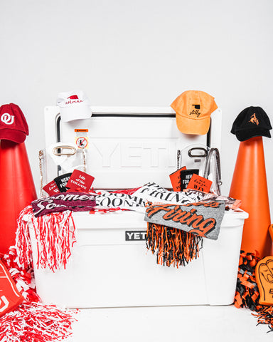 Lush Fashion Lounge Blog: Sneak Peek of Lush University 2019 | Oklahoma gameday gear, Oklahoma State football gear, Oklahoma tailgate gear