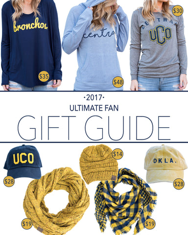 Trendy UCO Bronchos T-Shirts, Cute University of Central Oklahoma Apparel