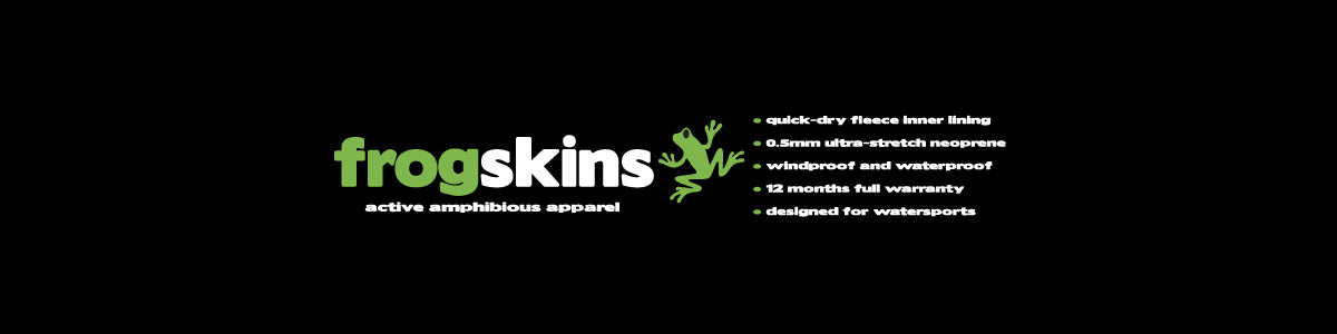 Frogskins Thermal Wear (Tops, Pants, Gloves and More)