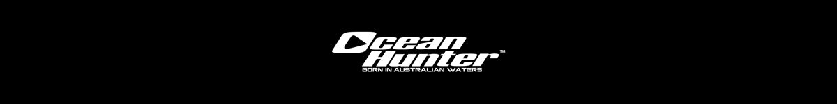 Ocean Hunter Logo Banner