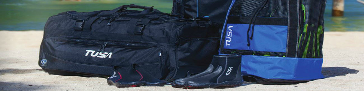 TUSA Scuba Diving Dive Bags