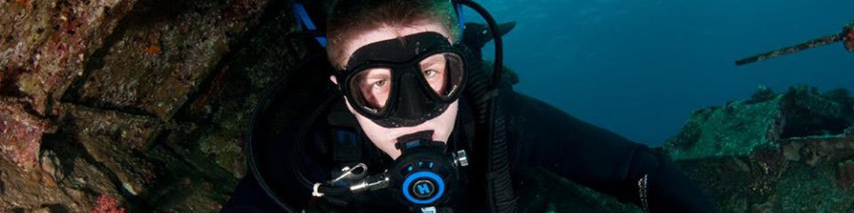 Tech Diving Regulators for Tek Divers