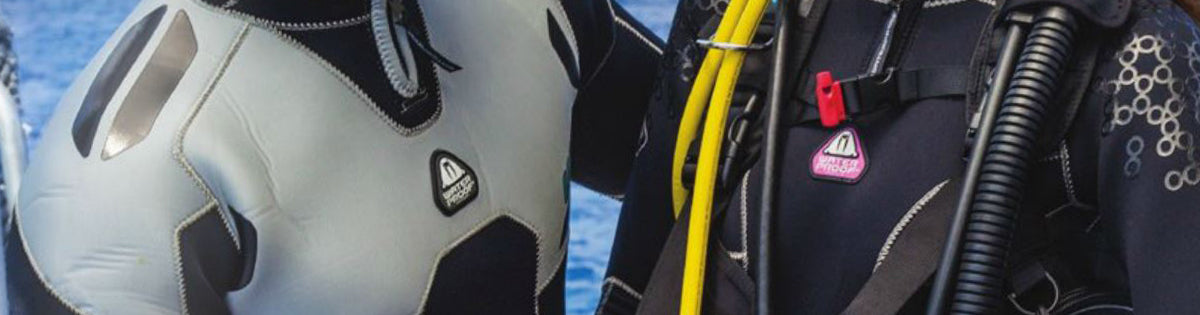Waterproof Wetsuits Collection