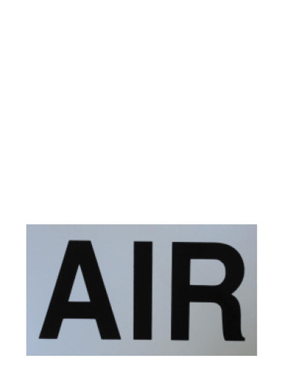 AIR Sticker