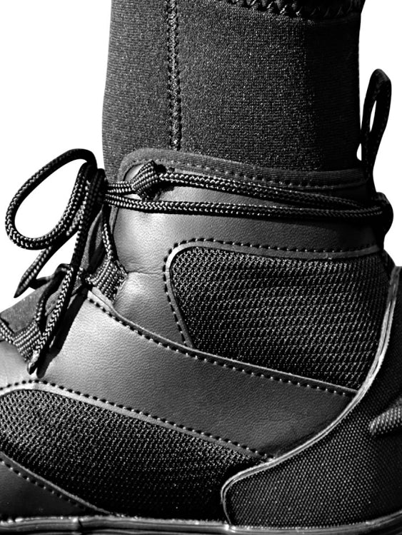 Apollo All Terrain Drysuit Boots (ATB) Close Up
