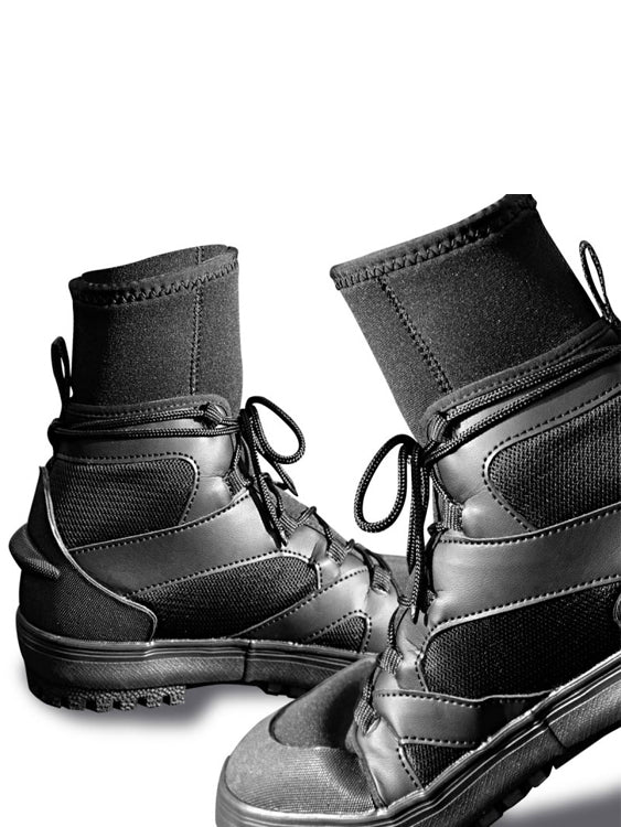 Apollo All Terrain Drysuit Boots (ATB) Side