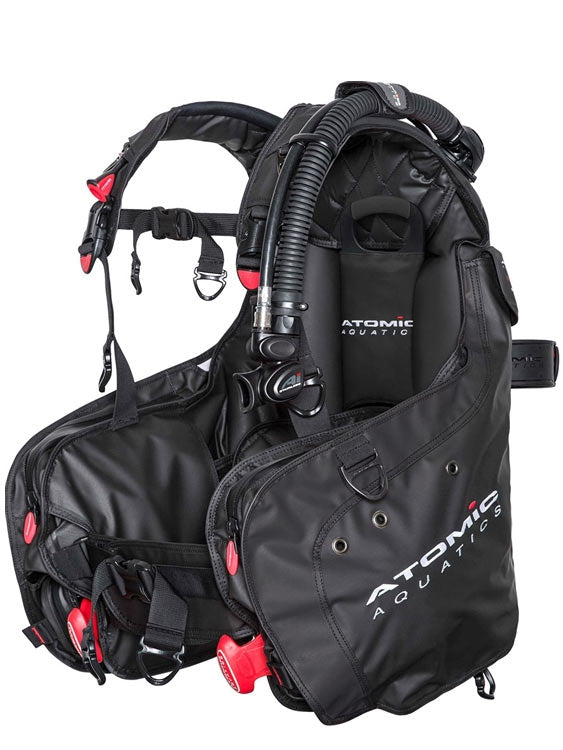 Atomic Aquatics BC1 - Black