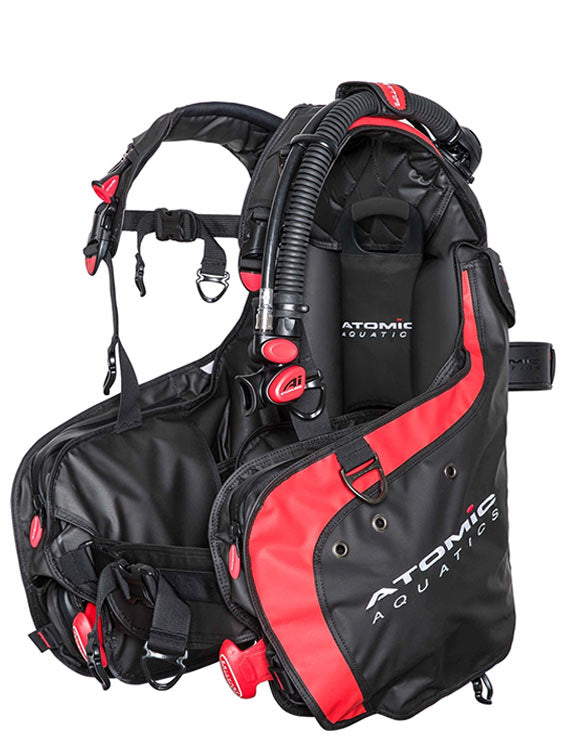 Atomic Aquatics BC1 - Red