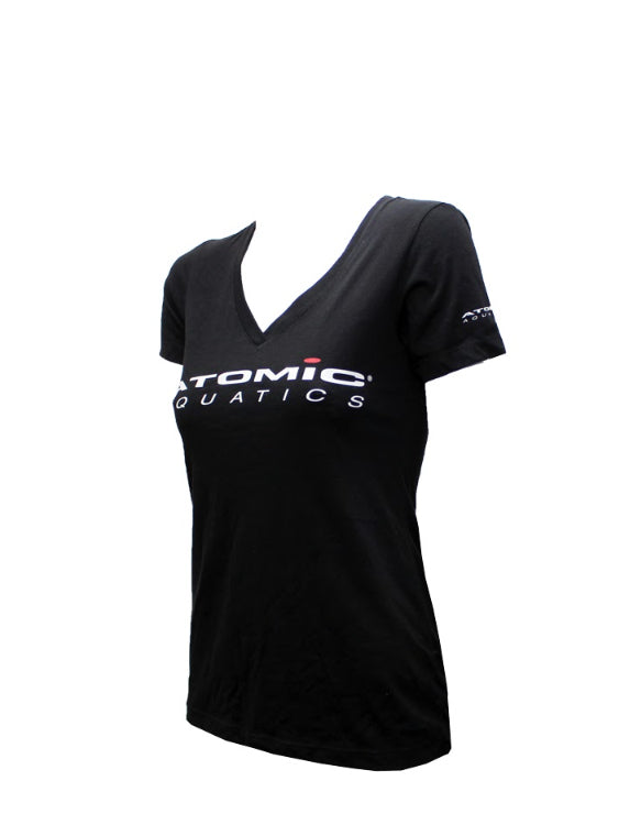 Atomic Aquatics T-Shirt Women Side
