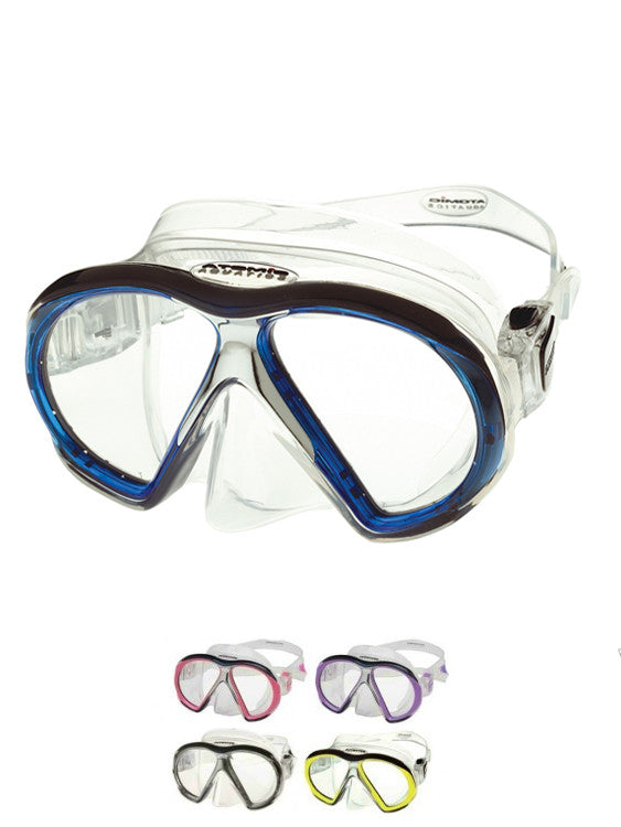 Atomic Aquatics SubFrame UltraClear Mask