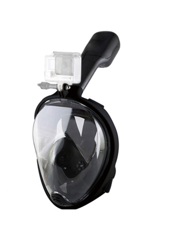 Digital Diver Full Face Snorkelling Mask with GoPro Mount