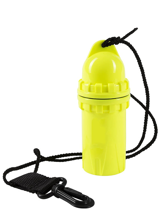Dry Cannister Yellow
