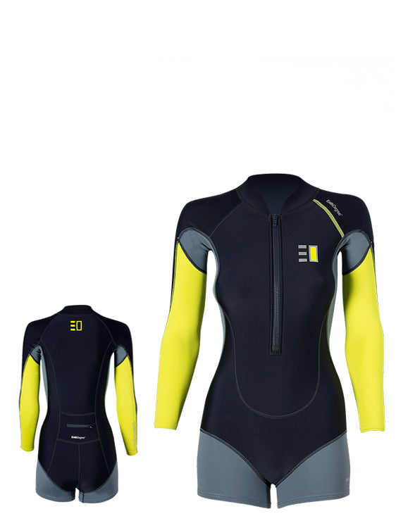 Enth Degree Cirrus Long Sleeve - Female (front and back)
