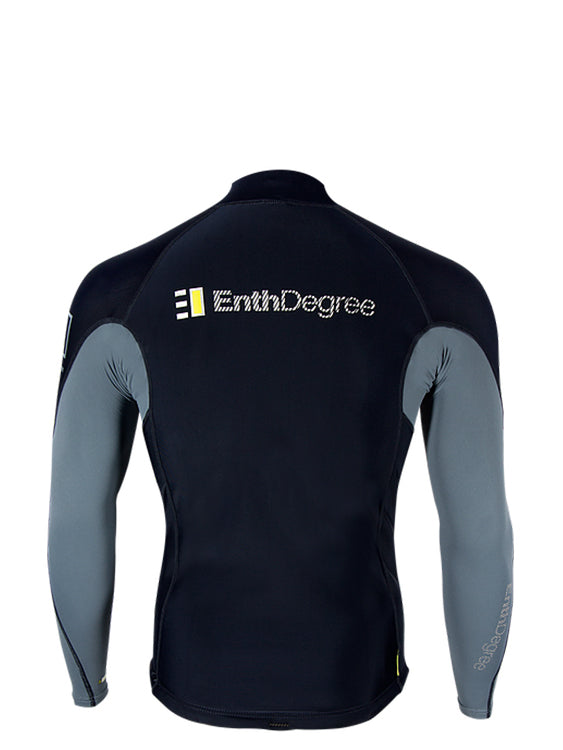 Enth Degree Fiord Long Sleeve - Male (back)