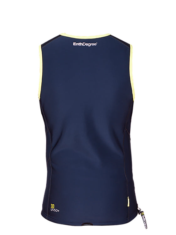 Enth Degree Meridian Vest - Male (back)