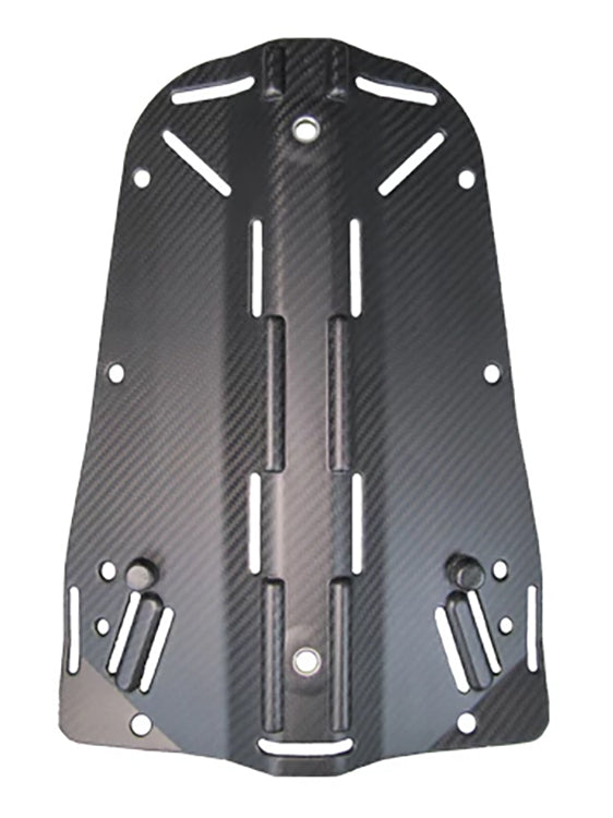 Halcyon Carbon Fibre Backplate with Harness