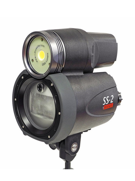 I-Dive Symbiosis SS-02 Strobe/Video Light (ID-SS-02)