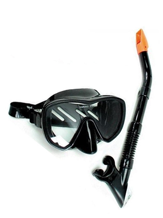 Land & Sea Black Marlin Snorkelling Set
