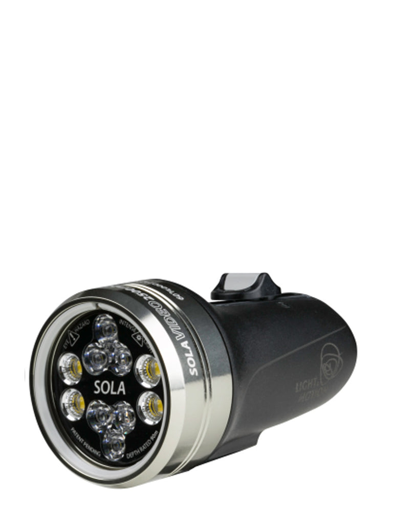 Light and Motion Sola 2500 SF Video Light - Black
